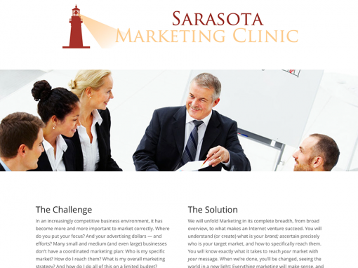 Sarasota Marketing Clinic
